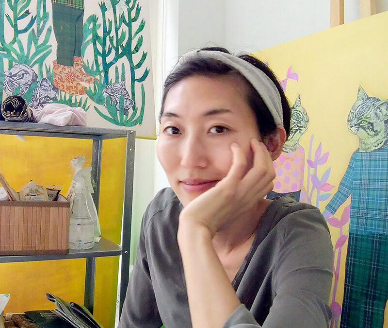 Portrait of Hanae Sasaoka