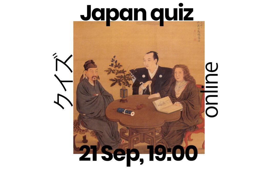 Japan Quiz