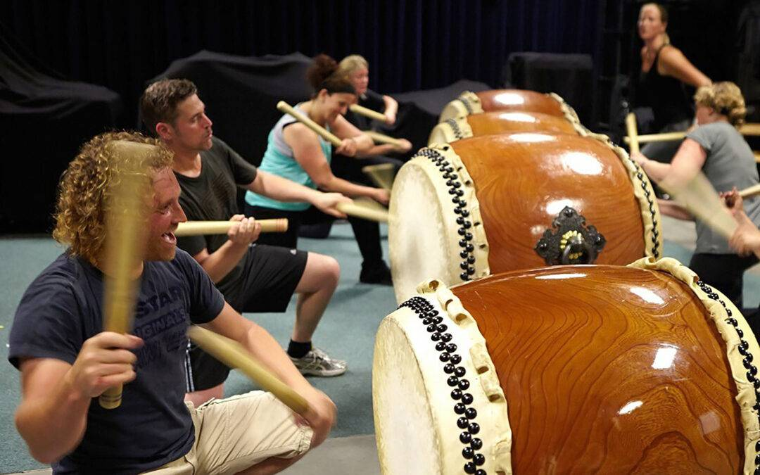 Taiko Trial Lessons